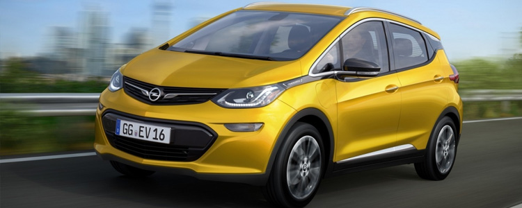 Opel Ampera-е