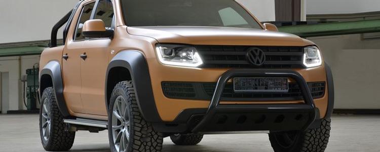 Volkswagen Amarok V8 дизель