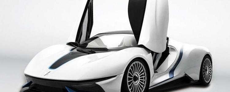 электро-авто из Китая