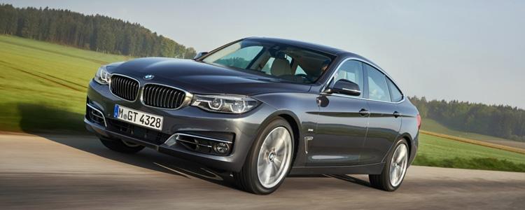 BMW 3-й серии Gran Turismo