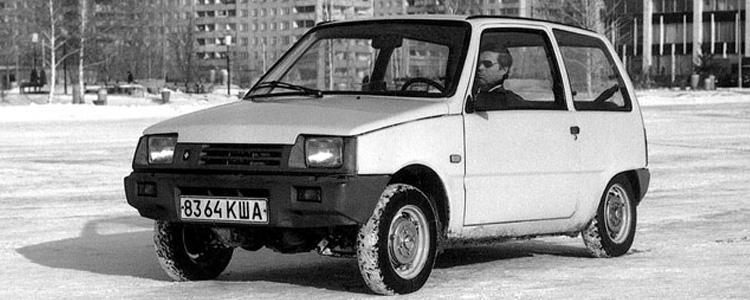 ВАЗ-1111 Лада Ока